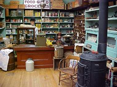 Pioneer Museum example display
